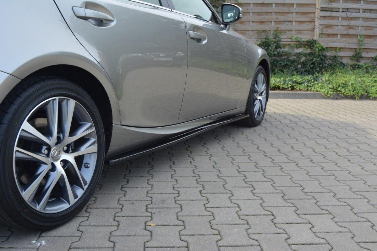 Dokładki Progów Lexus IS Mk3 - GRUBYGARAGE - Sklep Tuningowy